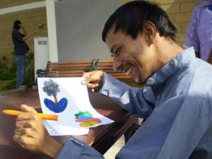 bezigheidstherapie-dar-ul-sukun-pakistan